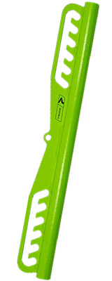 Prime Fitness USA(プライムフィットネス) /  PRIME RO-T8 Short Bar (Green)  幅約28.8〜45.5cm ケーブルトレーニング用アタッチメント ショートバー