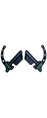 Prime Fitness USA(プライムフィットネス) /  PRIME RO-T8 Handles (Black) ケーブルトレーニング用アタッチメント ハンドル グリップ セパレートタイプ