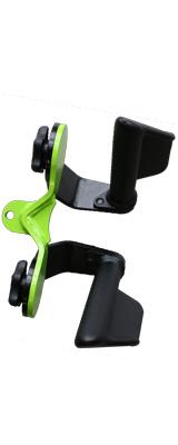 Prime Fitness USA(プライムフィットネス) /  PRIME RO-T8 3N1 (Green) 幅約15cm ケーブルトレーニング用アタッチメント 3グリップポジションバー [フルプロネーション・セミプロネート・ニュートラル]