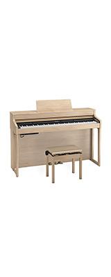 Roland(ローランド) / HP702-LAS ( ライトオーク調仕上げ ) - デジタルピアノ 電子ピアノ -【専用高低自在椅子・ヘッドホン・楽譜集付き】【全国配送・組立設置無料(※離島は除く・代引き不可)】