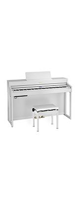 Roland(ローランド) / HP702-WHS ( ホワイト ) - デジタルピアノ 電子ピアノ -【専用高低自在椅子・ヘッドホン・楽譜集付き】【全国配送・組立設置無料(※離島は除く・代引き不可)】