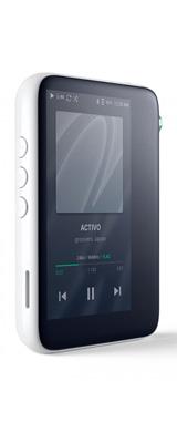 ACTIVO(アクティボ) / CT10 Cool White (16GB) ハイレゾ音源対応 ポータブルオーディオプレーヤー