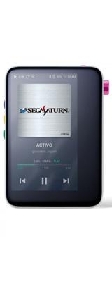 ACTIVO(アクティボ) / CT10 セガサターン シロ [ミストグレー] (16GB) ハイレゾ音源対応 ポータブルオーディオプレーヤー