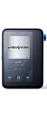 ACTIVO(アクティボ) / CT10 セガサターン [グレー] (16GB) ハイレゾ音源対応 ポータブルオーディオプレーヤー