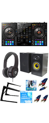Pioneer(パイオニア) / DDJ-800 激安定番Aセット【rekordbox dj 無償)】 14大特典セット