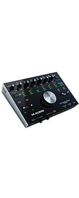 M-Audio(エム・オーディオ) / M-Track 8X4M 8イン/4アウト 24/192 USBオーディオ / MIDIインターフェイス  1大特典セット