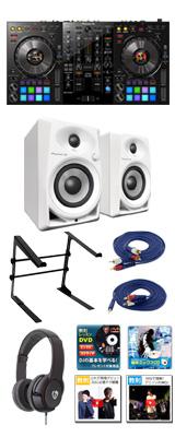 Pioneer(パイオニア) / DDJ-800 + DM-40-W 激安定番セット【rekordbox dj 無償)】 13大特典セット