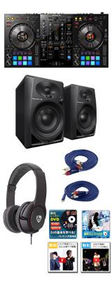 Pioneer(パイオニア) / DDJ-800 + DM-40 激安定番シンプルセットB 【rekordbox dj 無償)】 7大特典セット