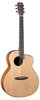 aNueNue(アヌエヌエ) / aNN-L12EF エレクトリック・アコースティックギター エレアコ 【専用ギターケース付】
