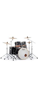 Pearl(パール) / EXPORT EXX Covering 2クラッシュシンバルパック [ジェットブラック] 【EXX725S/C-2CSN 31】 ドラム一式セット シンバル付フルセット 1大特典セット