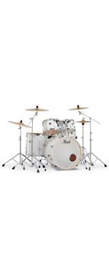 Pearl(パール) / EXPORT EXX Covering 2クラッシュシンバルパック [ピュアホワイト] 【EXX725S/C-2CSN 33】 ドラム一式セット シンバル付フルセット 1大特典セット