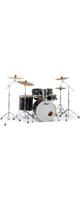 Pearl(パール) / EXPORT EXX Covering 2クラッシュシンバルパック [サテンシャドーブラック] 【EXX725S/C-2CSN 761】 ドラム一式セット シンバル付フルセット 1大特典セット