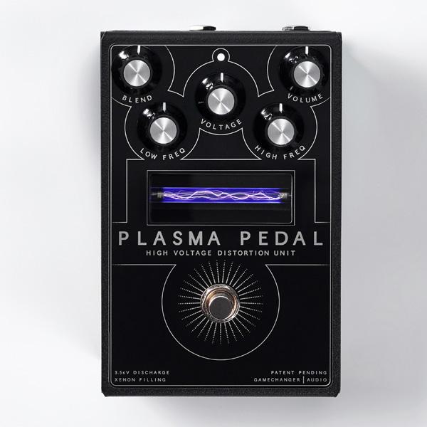 GAMECHANGER AUDIO / PLASMA Pedal オーバードライブ / ディストーション 【ギターエフェクター】【ACアダプタープレゼント】