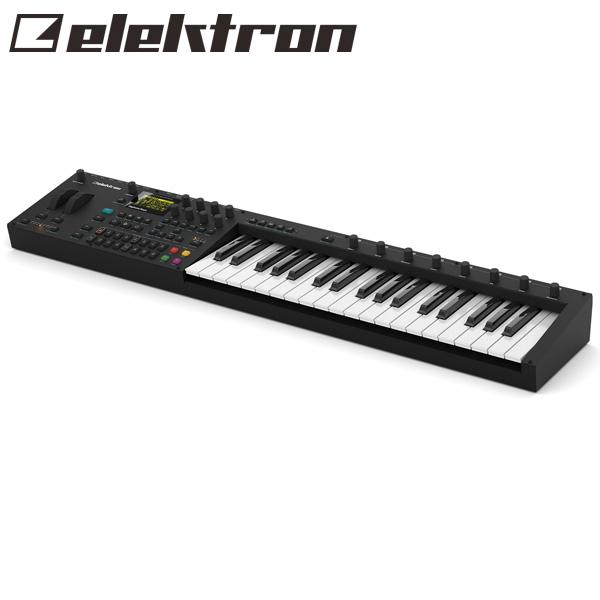 Elektron(エレクトロン) / Digitone Keys (DTK-1) 37鍵 8ボイス・ポリフォニック・デジタル・シンセサイザー 【5月末発売予定】