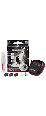 ALPINE HEARING PROTECTION(アルパイン) / NEW MusicSafe Pro (BLACK) 楽器演奏用イヤープラグ / イヤープロテクター