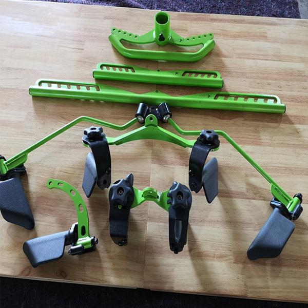 Perfect Grip attachments (7点セット) ラットマシン ケーブルトレーニング アタッチメント