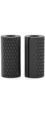 Perfect Grip / fat Silicone Barbell Grip(Black) ダンベルカール バーベルカール ラットプルダウン ベンチプレス