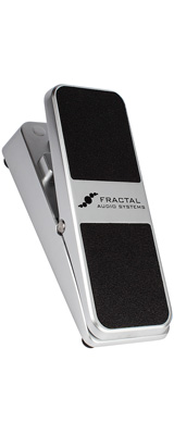 FRACTAL AUDIO SYSTEMS(フラクタルオーディオシステム) / EV-1 (Silver) - フットコントローラー ボリュームペダル エクスプレッションペダル -