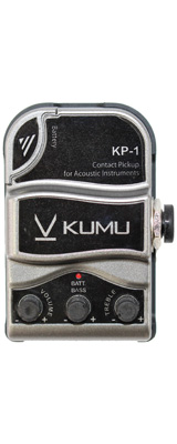 KUMU(クム) / KP-1 Contact Pickup - ピックアップ ッコースティック楽器用 パーカッションにも最適 -