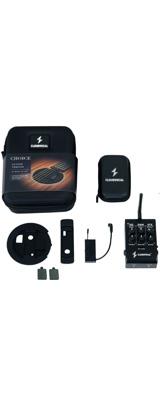CLOUDVOCAL(クラウドヴォーカル) / iSolo CHOICE/GUITAR ギター用 世界最小クラス  ワイヤレスシステム 1大特典セット