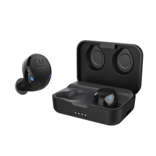 MEE audio(ミーオーディオ) / X10 (BLACK) Bluetooth 5.0対応 IPX5防汗仕様 完全ワイヤレスイヤホン 【6月7日発売】