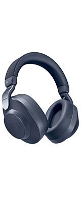 Jabra(ジャブラ) / Elite 85h (NAVY) ノイズキャンセリング機能搭載 ワイヤレスヘッドホン 1大特典セット