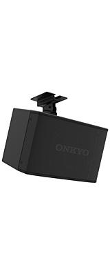 ONKYO(オンキヨー) / SMS6.3 (ブラック / 1本)  ハイ/ロー・インピーダンス兼用 店舗BGM用 業務用スピーカー 1大特典セット