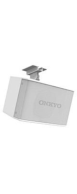 ONKYO(オンキヨー) / SMS6.3 (ホワイト / 1本)  ハイ/ロー・インピーダンス兼用 店舗BGM用 業務用スピーカー 1大特典セット
