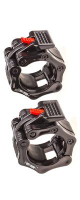 Iron Lab / Olympic Barbell Collar 2個セット (BLACK) 内径50mm オリンピックバーベルカラー