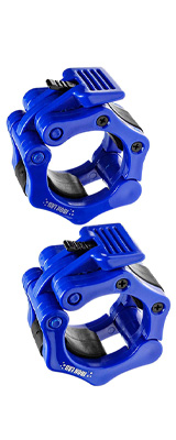 Iron Lab / Olympic Barbell Collar 2個セット (BLUE) 内径50mm オリンピックバーベルカラー