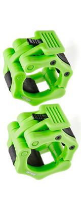 Iron Lab / Olympic Barbell Collar 2個セット (GREEN) 内径50mm オリンピックバーベルカラー