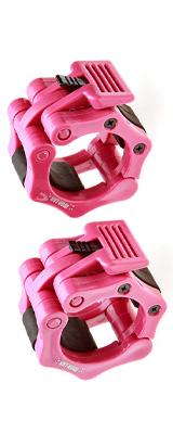 Iron Lab / Olympic Barbell Collar 2個セット (PINK) 内径50mm オリンピックバーベルカラー