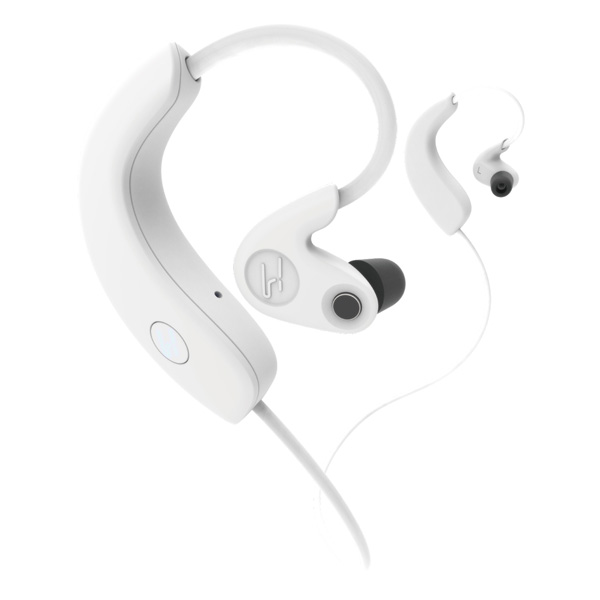 HOOKE AUDIO(フック・オーディオ) / Hooke Verse (WHITE) Bluetooth対応 バイノーラルマイクロフォン搭載 イヤホン