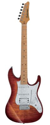 新品特価!! Ibanez(アイバニーズ) / AZ224F BTB(Brown Topaz Burst) Premiumシリーズ エレキギター 【ソフトケース付属】