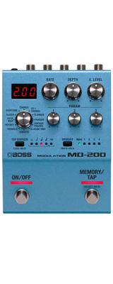 Boss(ボス) / MD-200 Modulation モジュレーション ≪ギターエフェクター≫ 【今秋発売予定】 ※ご予約は受け付けておりません。