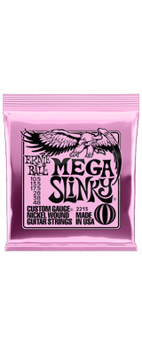 ErnieBall(アーニーボール) / Mega Slinky  10.5-48 [P02213] - ギター弦 -