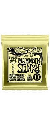ErnieBall(アーニーボール) / Mammoth Slinky  12-62 [P02214] - ギター弦 -