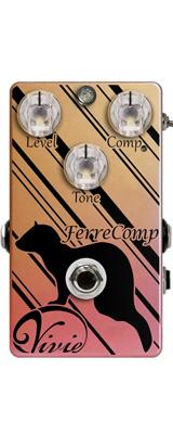 ■ご予約受付■ VIVIE / FerreComp(フェレコンプ) - コンプレッサー - 《ギターエフェクター》 1大特典セット