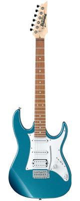 ■ご予約受付■ Ibanez(アイバニーズ) / Gio Ibanez GRX40-MLB [Metallic Light Blue] - アクセサリーキット付きエレキギター 【入門に最適】  -