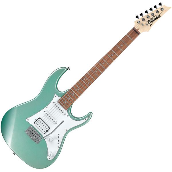 ■ご予約受付■ Ibanez(アイバニーズ) / Gio Ibanez GRX40-MGN [Metallic Light Green] - アクセサリーキット付きエレキギター 【入門に最適】  -