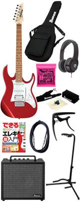 ■ご予約受付■ 【初心者コンプリートセット】 Ibanez(アイバニーズ) / GRX40-CA [GIO:Ibanez] -  エレキギター コンボアンプセット - 6大特典セット
