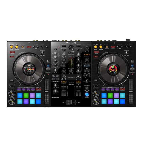 【限定1台】Pioneer(パイオニア) / DDJ-800 【rekordbox dj 無償】 PCDJコントローラーの商品レビュー評価はこちら