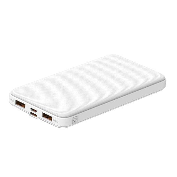 モバイルバッテリー スマホ充電器 大容量 12000mAh 小型 急速充電器 【PSE認証済】