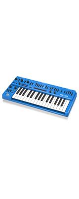 Behringer(ベリンガー) / MS-101-BU (ブルー) 32鍵 アナログ・モノフォニック・シンセサイザー 1大特典セット