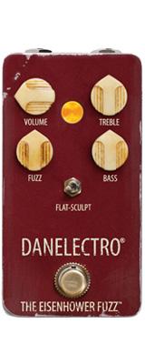 Danelectro / EF-1 [THE EISENHOWER FUZZ] - オクターブファズ VINTAGE PEDALS - 《ギターエフェクター》 1大特典セット
