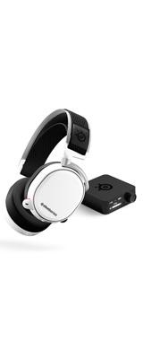 SteelSeries(スティールシリーズ) / Arctis Pro Wireless (WHITE) ワイヤレスゲーミングヘッドセット 1大特典セット