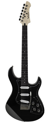 ■ご予約受付■ LINE6(ラインシックス) / Variax Standard(Black) エレキギター エボニ—指板 【ソフトケース付属】 1大特典セット