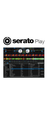 SERATO(セラート) / Serato Play -Serato DJ Pro 用エクスパンション・パック -