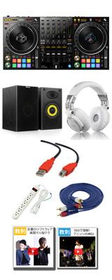 Pioneer DJ(パイオニア) / DDJ-1000SRT 激安プロ向けBセット 【Serato DJ Pro 無償】 15大特典セット