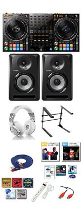 Pioneer(パイオニア) / DDJ-1000SRT & S-DJ60X 激安プロ向けCセット 【Serato DJ Pro 無償対応】 15大特典セット
